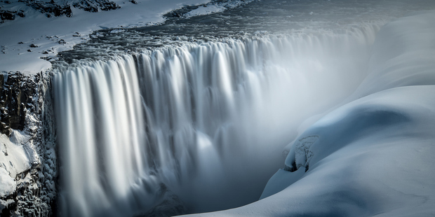 Dettifoss is one of the most beautiful waterfalls in Iceland. Photo / Getty Images