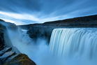 Detifoss in Iceland is Europe's most powerful waterfall. Photo / Getty Images