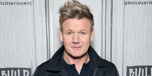 Chef Gordon Ramsay is judging his followers' meals on Twitter. Photo / Getty Images