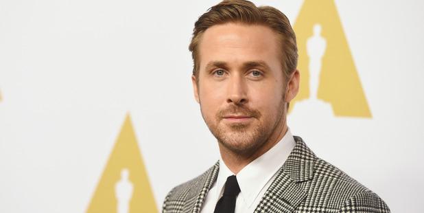 Actor Ryan Gosling. Photo / Getty