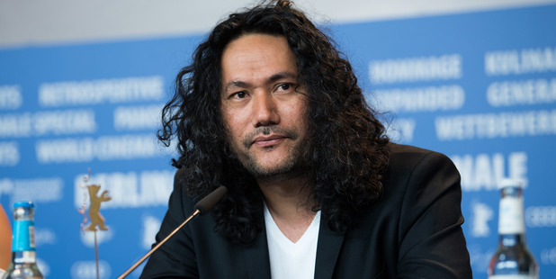 Film director Tusi Tamasese attends the 'One Thousand Ropes' press conference during the 67th Berlinale International Film Festival Berlin. Photo / Getty