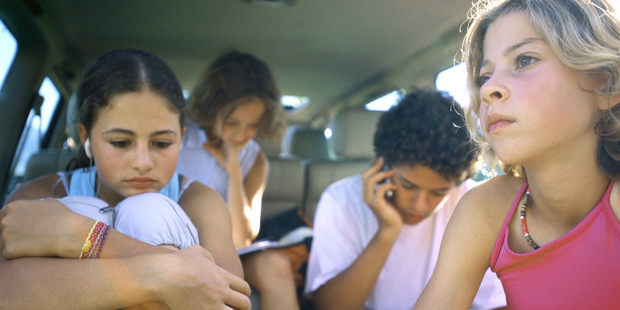 When travelling with teens, don't try to control everything. Photo / Getty Images