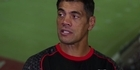 Watch: Watch: Warriors Coach Stephen Kearney on Kieran Foran