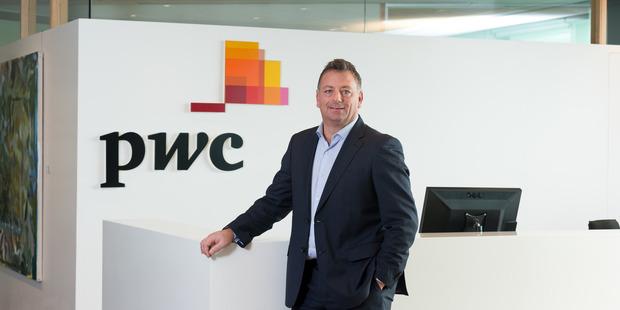 PwC New Zealand chief executive Mark Averill. Photo / Supplied