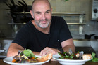 Carl Koppenhagen, chef of The Engine Room on Auckland's North Shore. Photo / Nick Reed