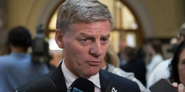 Prime Minister Bill English has identified potential new sites for large housing projects in Auckland. Photo / Mark Mitchell