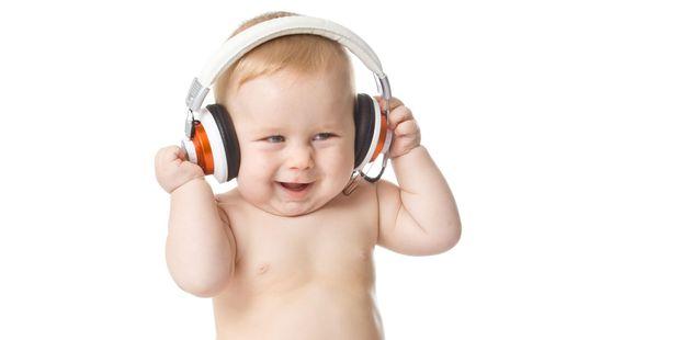 One curious study found that newborn babies prefer Bach to Aerosmith. Photo / 123RF