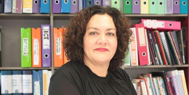 Loading Barbara Ala'alatoa has encountered racial prejudice in her role as a school principal. Photo / Supplied