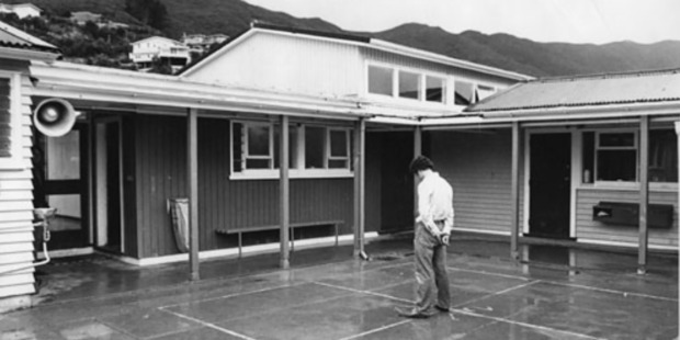 An inquiry into abuse at facilities such as Epuni Boys' Home would benefit the next generation, the letter says. Photo / Alexander Turnbull Library