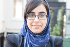 Mehpara Khan, 28, was accosted and assaulted in an alleged racist attack. Photo / Jessie Casson
