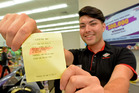 New World Brookfield is the latest store to have sold a winning Lotto ticket. Photo/George Novak
