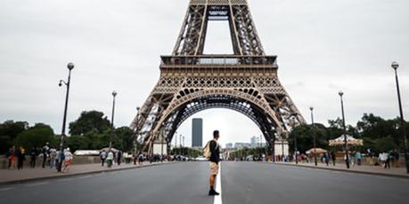 Eifel Tower, Paris, France. Picture / Ben Mikha