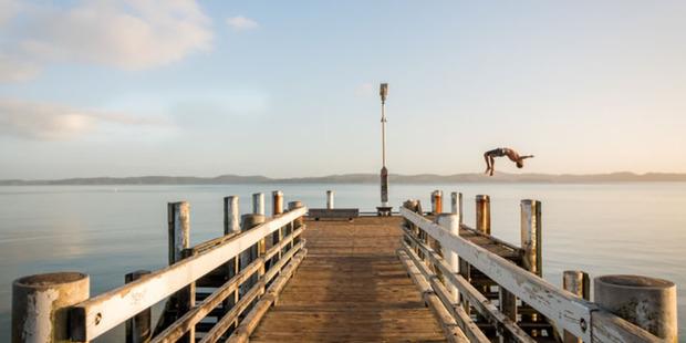 Maraetai Beach, Auckland. Picture / Ben Mikha