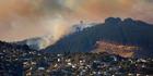 View: Photos: Port Hills fires