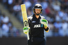 Martin Guptill regains his opening spot for the Black Caps after overcoming his hamstring strain. Photo / Photosport