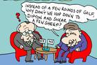 Cartoons: February 13th - February 19th