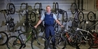 Watch: Stolen bikes a hot commodity with police stations packed with unclaimed items