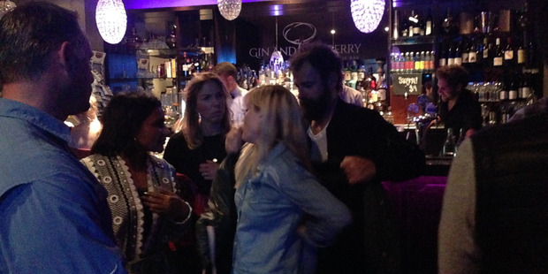 A Wrinkle in Time stars Reese Witherspoon and Mindy Kaling at Gin and Raspberry. Photo / Kim Knight