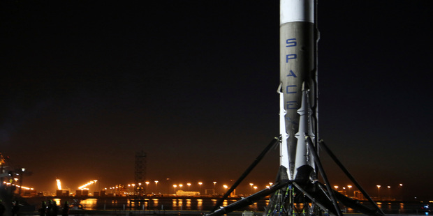 Musk plans for space flight and would like to see travel to different planets and solar systems as a common occurrence in as little as 50 years. Photo / AP