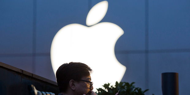 The 10th anniversary edition of the iPhone is rumoured to have three different models. Photo / AP