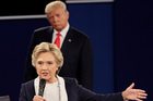 Should Hillary be afraid? The 2016 election is to be adapted into a horror series. Photo/AP