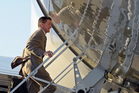 Michael Flynn boards Air Force One as he returns to Washington with President Donald Trump on 12th February. Photo / AP