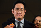 Lee Jae-yong has been arrested over allegations of bribery, perjury and embezzlement risks disrupting decision-making at the powerful company. Photo / AP