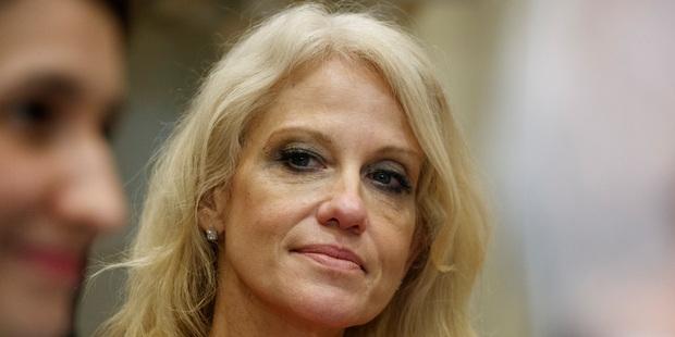 Loading Kellyanne Conway, senior adviser to President Donald Trump. Photo / AP
