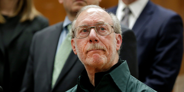 Stan Patz, father of 6-year-old Etan Patz who disappeared on the way to the school bus stop 38 years ago. Photo / AP