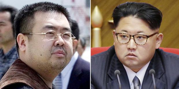Kim Jong Nam, the late exiled half-brother of North Korea's leader Kim Jong Un. Photo / AP