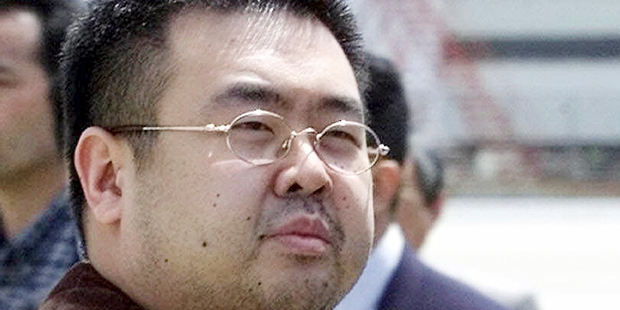 Loading Kim Jong Nam, North Korean leader Kim Jong-un brother was assassinated. Photo / AP
