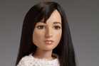 The doll based on teenager Jazz Jennings. Photo / AP