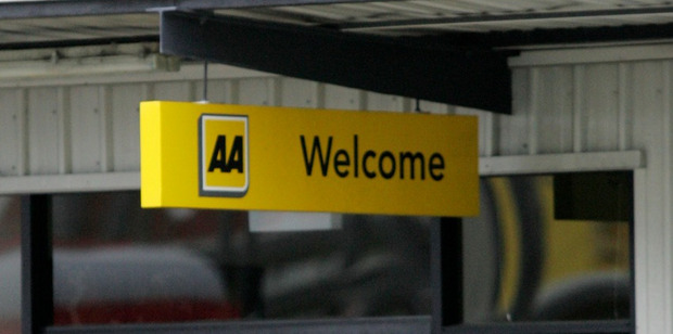 The sign that greeted the ever increasing driver's licence queue should have raised alarm bells. Photo / Doug Sherring