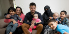 Pakistani-born polygamist Yasir Mohib's 12-month jail sentence for assaulting one of his wives with a hammer has raised inconsistencies in NZ law. Photo / Dean Purcell