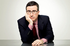 John Oliver hopes to Make America Smart Again with his latest campaign. Photo/Supplied