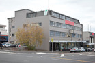 The former Tauranga Electric Power Board building that could be demolished and redeveloped to help overcome a parking shortage for downtown businesses. Photo/file