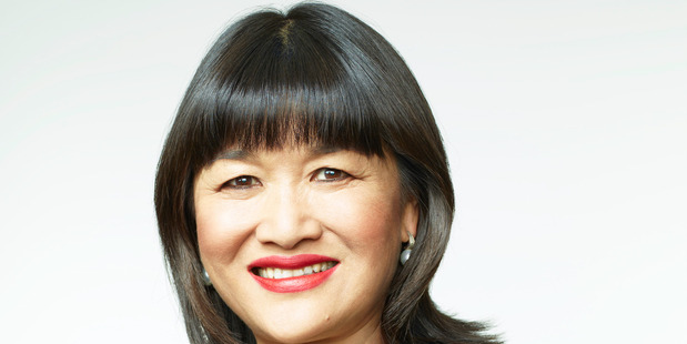 Inaugural chairwoman of Super Diverse Women Mai Chen. Photo / Supplied