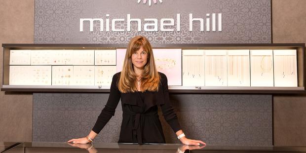 Emma Hill, chairwoman of Michael Hill International.