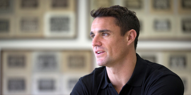 Dan Carter reportedly charged with drink driving in Paris