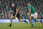 Israel Dagg...the chase is over. He's staying. Photo / Brett PHibbs