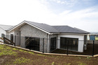 Deol Drive, a new housing subdivision in Pukekohe. Photo / Michael Craig