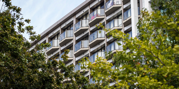 A boom in sales of apartments can temporarily lower the median sales price of a suburb. Photo / Michael Craig