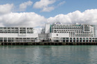Wellington will soon have its own waterfront Hilton Hotel. Auckland's Hilton (pictured) is right on the harbour on Prince's Wharf. Photo/File