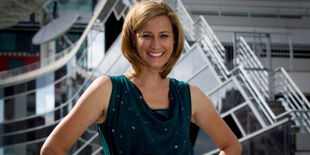 Television Presenter Pippa Wetzell is a co-host of Fair Go. Photo / Sarah Ivey