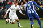 All Whites' Chris Wood in action. Photo: Anthony Au-Yeung / photosport.
