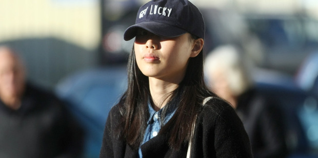 Jieling Xiao, pictured in June last year, pleaded guilty to causing the death Rhys Middleton and was jailed for 17 months, but deported to China after two. Photo / Paul Taylor