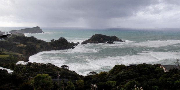 Parts of Northland could see a decent whack of rain today. Photo / File