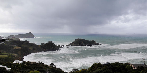 Loading Thunder and heavy rain is on the way for Northland and Auckland today. Photo / File