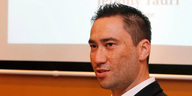 Jeremy Tauri.