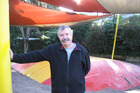 Ian Smith, owner of Waihi Beach Top 10 Holiday Park, is selling up with bigger plans. Photo/file